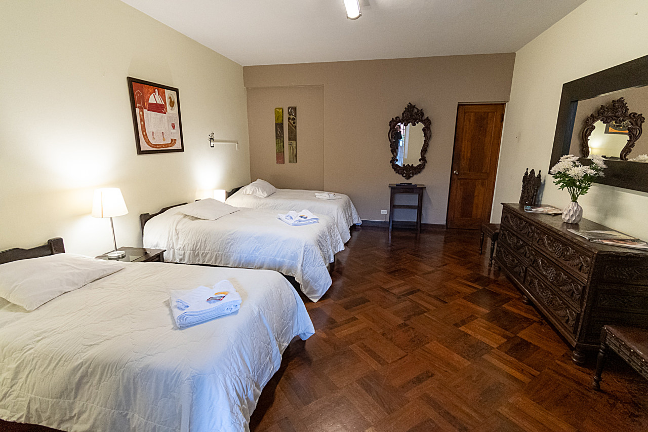 Single Room - Gallery - Casa Wayra B&B Miraflores