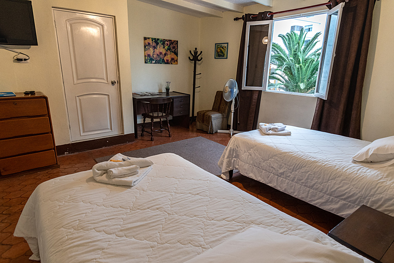 Triple Room - Gallery - Casa Wayra B&B Miraflores