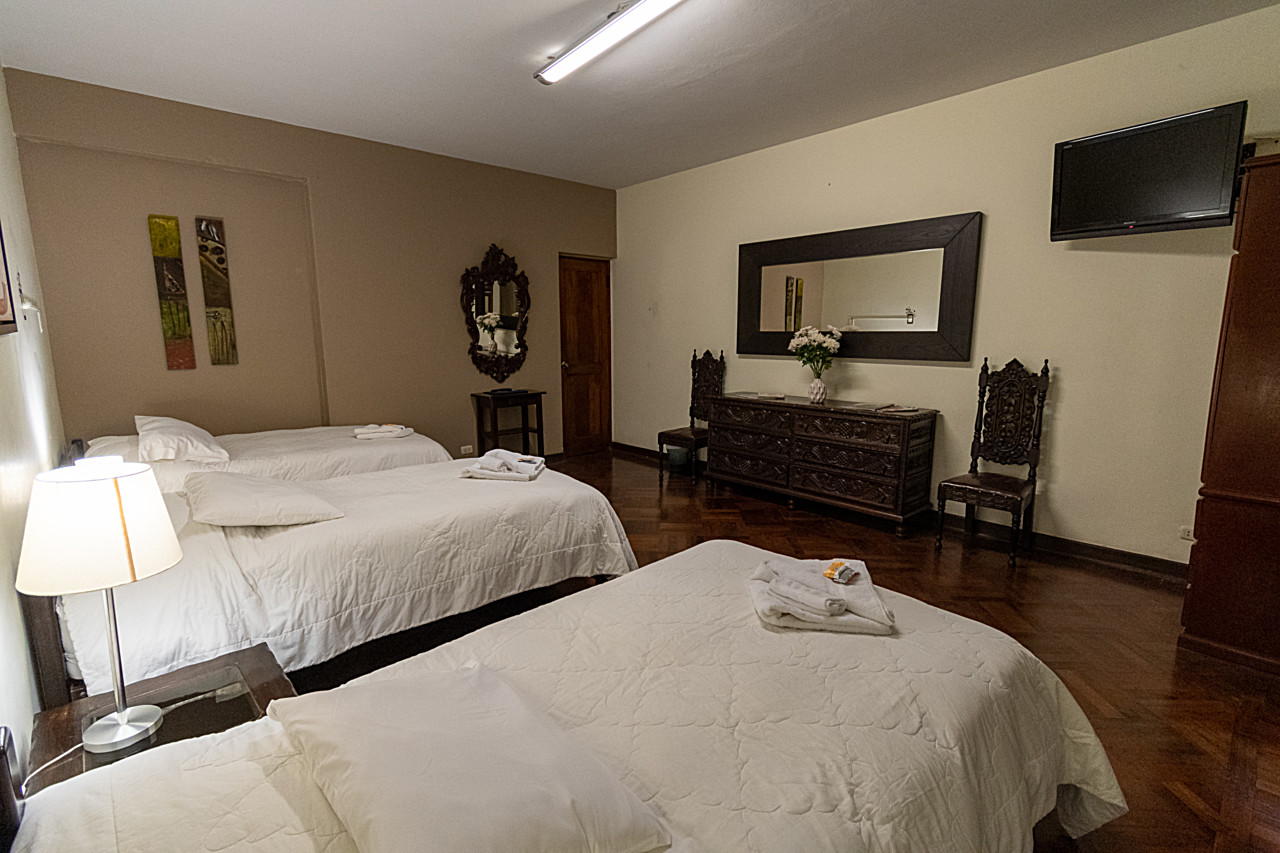 Double Room - Gallery - Casa Wayra B&B Miraflores